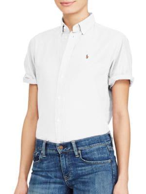 Becky Oxford Shirt by Polo Ralph Lauren