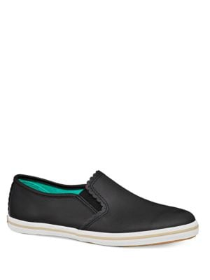 Bennett Leather Skate Sneakers by Jack Rogers