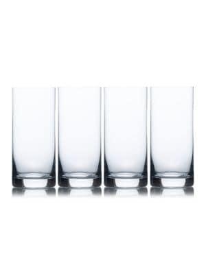 FourPiece Highball Glass Set