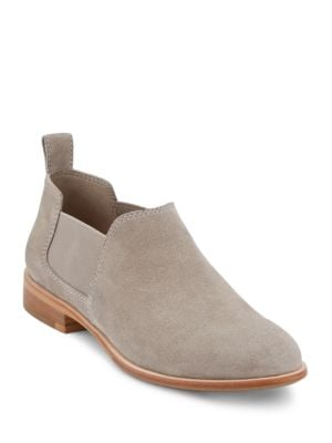 Brooke Slip-On Suede Shooties by G.H. Bass