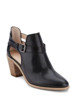 Sylvia Leather Ankle Boots by G.H. Bass
