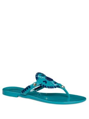 Georgica Water-Resistant Thong Sandals by Jack Rogers