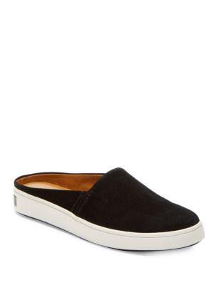 Sabrina Kid Suede Sneakers by H Halston