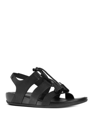 Gladdie TM Perforated Ankle Strap Sandals by FitFlop