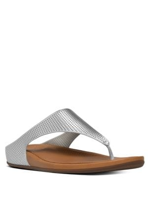 Banda TM Perforated Toe-Thong Sandals by FitFlop