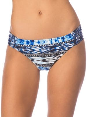 Sash Tab Printed Hipsters by Kenneth Cole REACTION