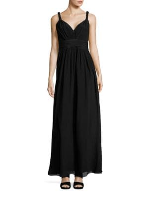 Bellamy Silk Gown by Rachel Zoe