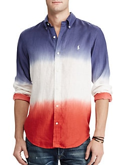 Polo Ralph Lauren | Men - Apparel - Casual Button-Down Shirts ...