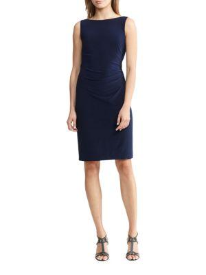 Cowlback Jersey Dress by Lauren Ralph Lauren