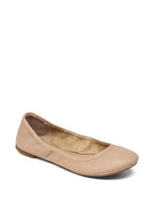 Emmie Leather Ballet Flats 500051375764