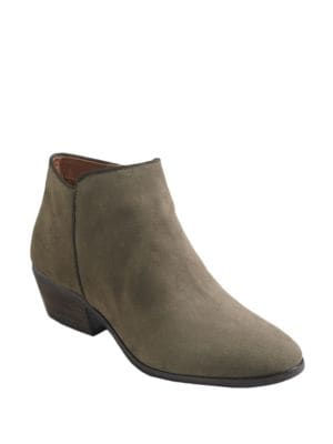 Buy Petty Low-Cut Suede Ankle Boots by Sam Edelman online