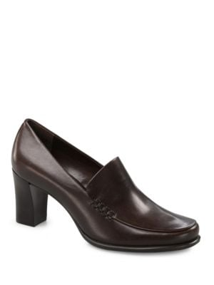 Nolan Leather Loafers by Franco Sarto