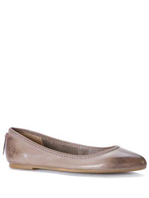 Regina Leather Ballet Flats by Frye
