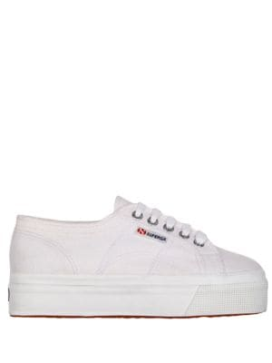 Cuto Canvas Sneakers by Superga