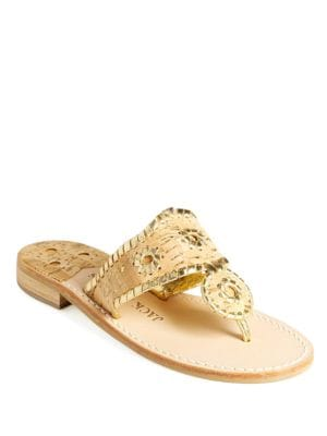 Napa Valley Thong Sandals by Jack Rogers
