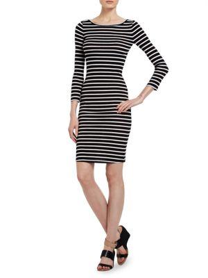 Briza Striped Dress 500056766587