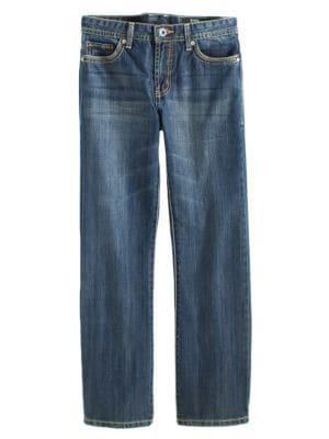 King Bootcut Cotton Denim Jeans