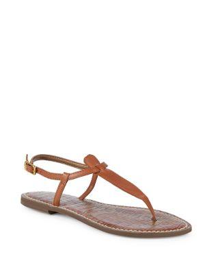 Gigi T-Strap Sandals by Sam Edelman