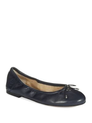 Felicia Leather Flats by Sam Edelman
