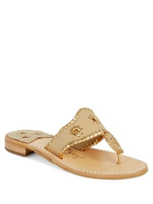 Nantucket Thong Sandals by Jack Rogers