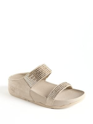 Flare Slide Sandals by FitFlop