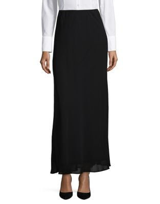 Chiffon Maxi Skirt by Alex Evenings