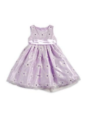 Little Girl's Daisy Fit-&-Flare...