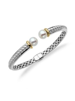 Sterling Silver and14Kt....