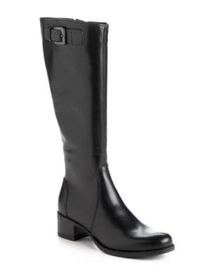 Hannah Leather Riding Boots by La Canadienne