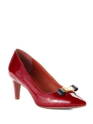 Buy Bow Detail Pumps by Marc Jacobs online
