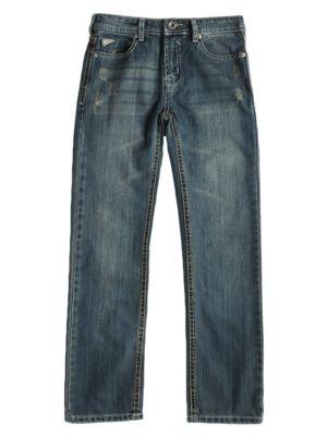 Evan Slim Cotton Denim Jeans