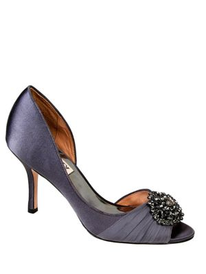 Pearson Satin Pumps by Badgley Mischka