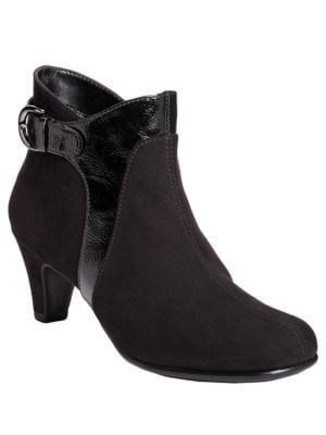 Playroom High Heel Booties by Aerosoles