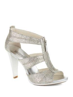 Berkley T-Strap Heels by MICHAEL MICHAEL KORS