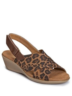 Badlands Wedge Sandals by Aerosoles