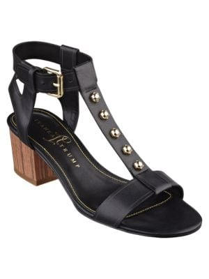 Sassoni High-Heel Sandals by Ivanka Trump