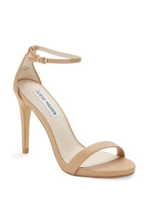Stecy Strappy Sandals by Steve Madden