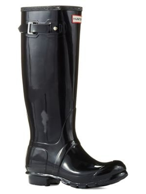 Original Gloss Rainboots by Hunter