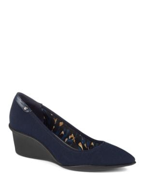 Rush Hour Wedges by Anne Klein