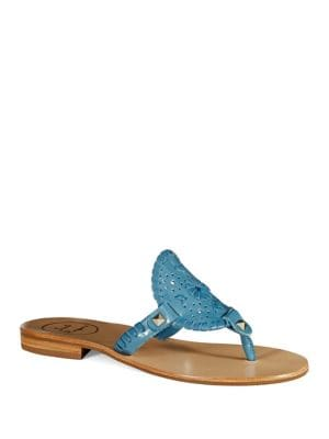 Georgica Thong Sandals by Jack Rogers