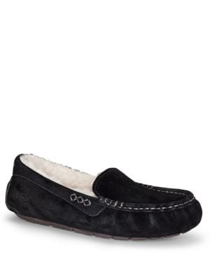 Women's Ansley Suede Slippers by UGG