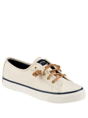 Seacoast Canvas Sneakers by Sperry
