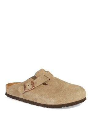 Boston Suede Slip-Ons by Birkenstock