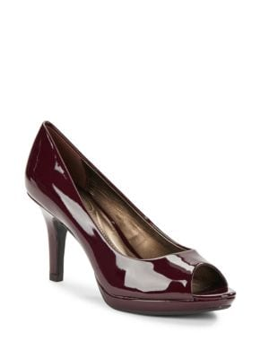Supermodel Peep Toe Pumps by Bandolino