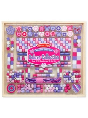 Deluxe Collections Wooden Bead Set