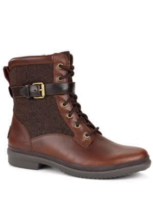 Kesey Lace-Up Ankle Boots by UGG