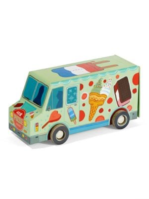 Ice Cream Truck Puzzle 500076757459