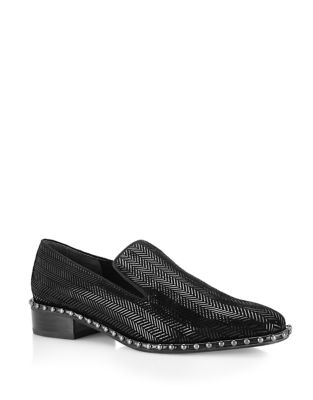 Prince Leather Loafers by Adrianna Papell