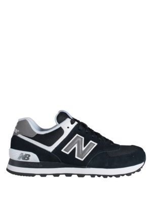 W574 Classic Suede Lace-Up Sneakers by New Balance