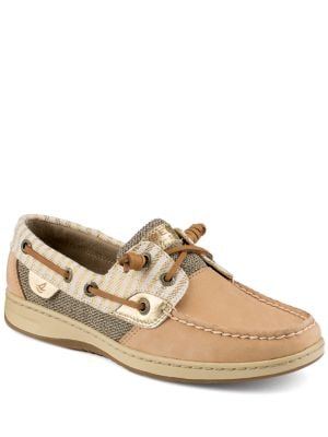 Bluefish Nubuck Boat Shoes by Sperry